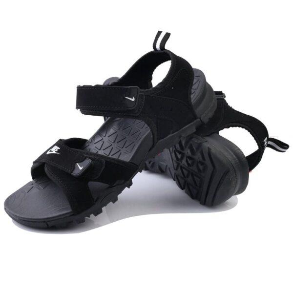 NIKE SANDAL BLACK - Shoes Club