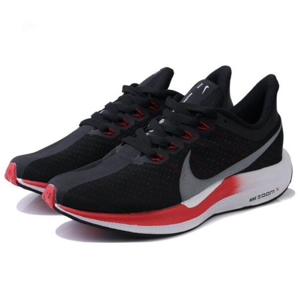 Nike Zoom Pegasus 35 Turbo ( BLACK/RED ) - Shoes Club
