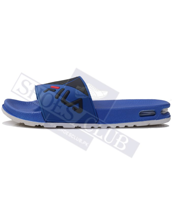FILA AIR Slides/Slippers (BLUE) - Shoes